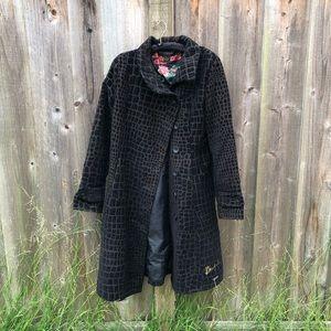 Rare Desigual trench coat